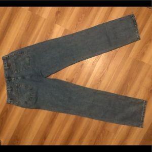 Rustler men's jeans